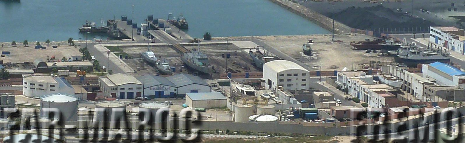 Chantier Naval Agadir Founty ( CNAF ) Fremo144