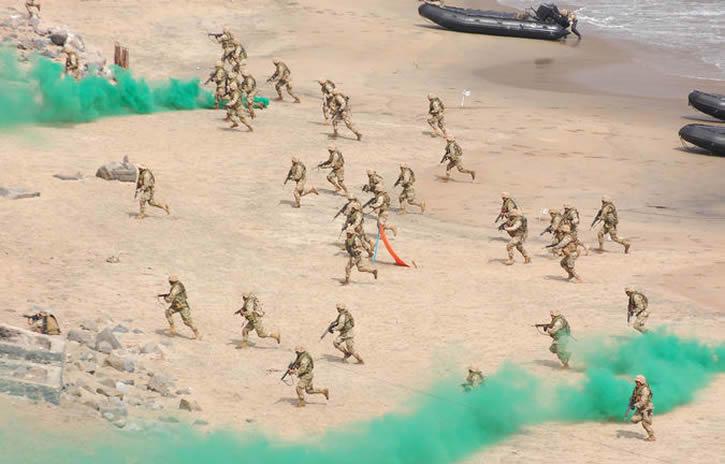 Armée Chilienne / Chile's armed forces / Fuerzas Armadas de Chile - Page 4 Scl20112