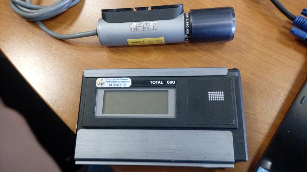 Contaminamètre Saphymo TOTAL 860 Img_2010