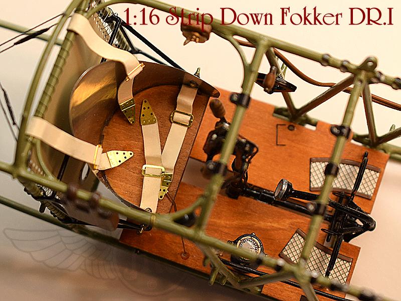 'Strip Down' Fokker DR.I / Artesania Latina, 1:16 - Seite 3 Dr_i_011