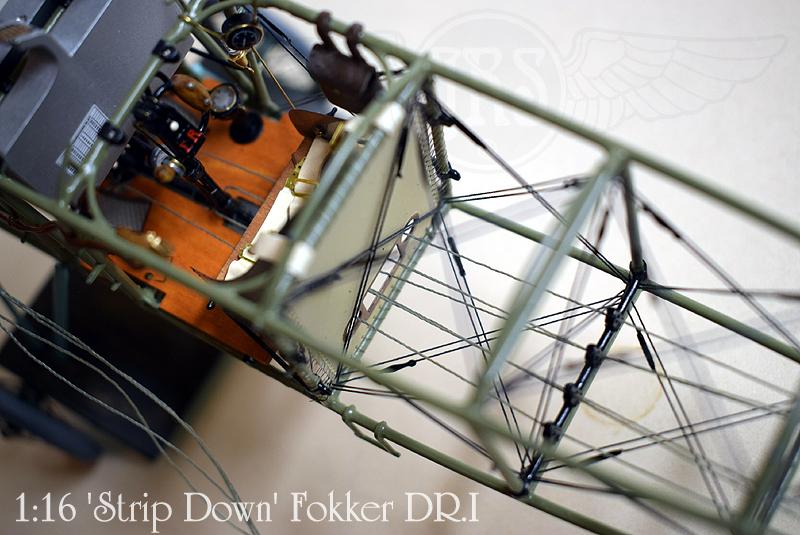 'Strip Down' Fokker DR.I / Artesania Latina, 1:16 - Seite 4 Dr_i_113