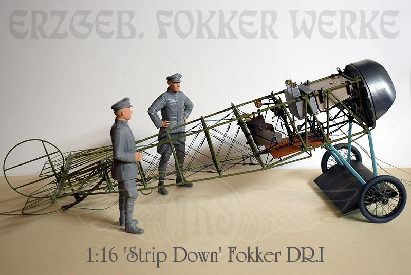 'Strip Down' Fokker DR.I / Artesania Latina, 1:16 - Seite 4 Dr_i_124