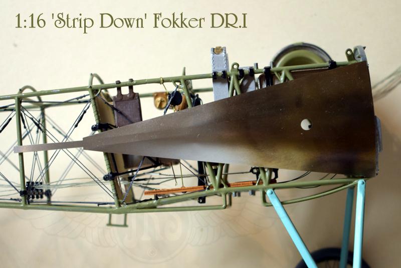 'Strip Down' Fokker DR.I / Artesania Latina, 1:16 - Seite 4 Dr_i_126