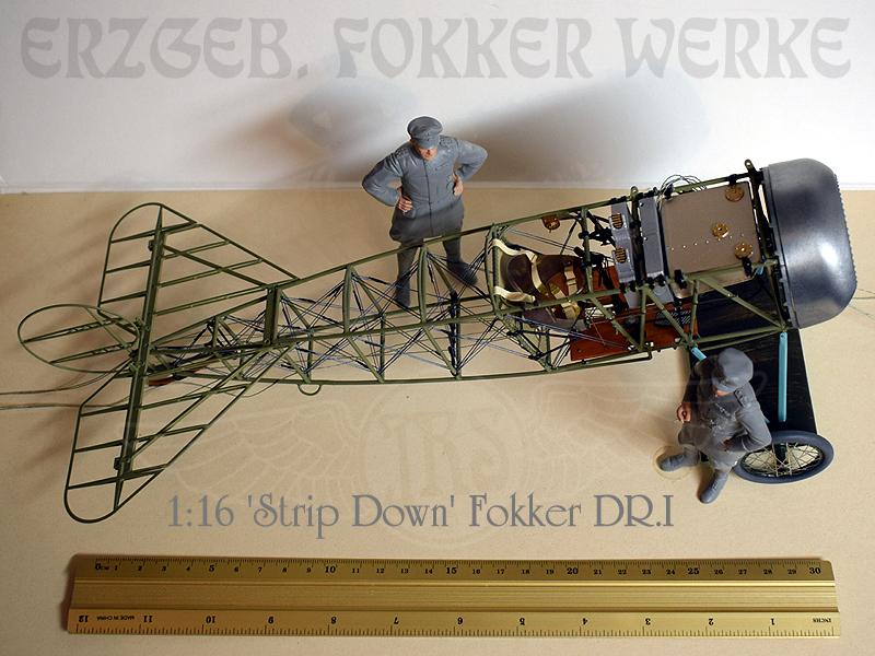 'Strip Down' Fokker DR.I / Artesania Latina, 1:16 - Seite 4 Dr_i_128