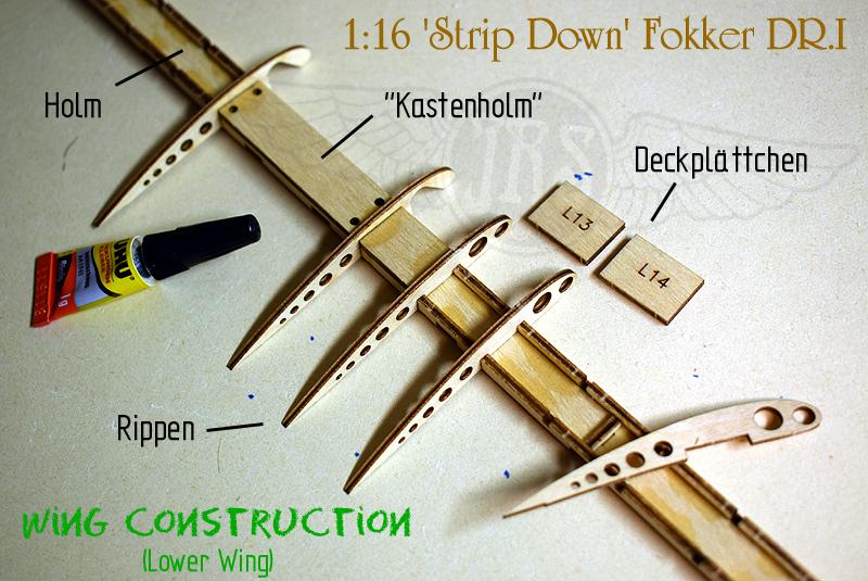 'Strip Down' Fokker DR.I / Artesania Latina, 1:16 - Seite 4 Dr_i_131