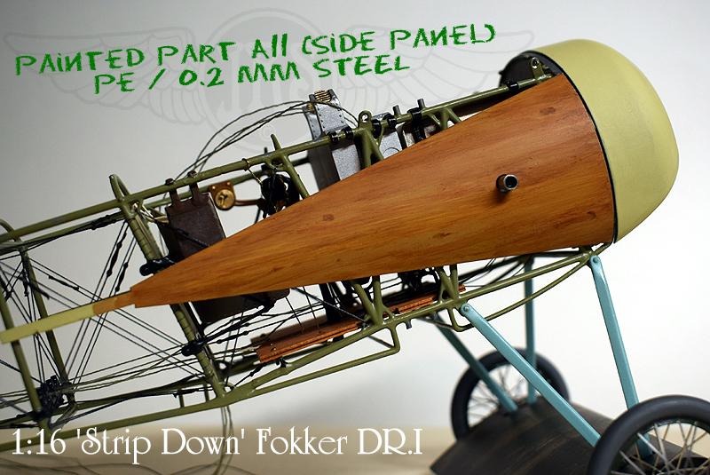 'Strip Down' Fokker DR.I / Artesania Latina, 1:16 - Seite 5 Dr_i_153