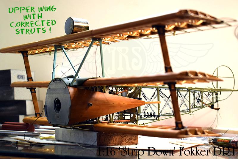 'Strip Down' Fokker DR.I / Artesania Latina, 1:16 - Seite 6 Dr_i_189