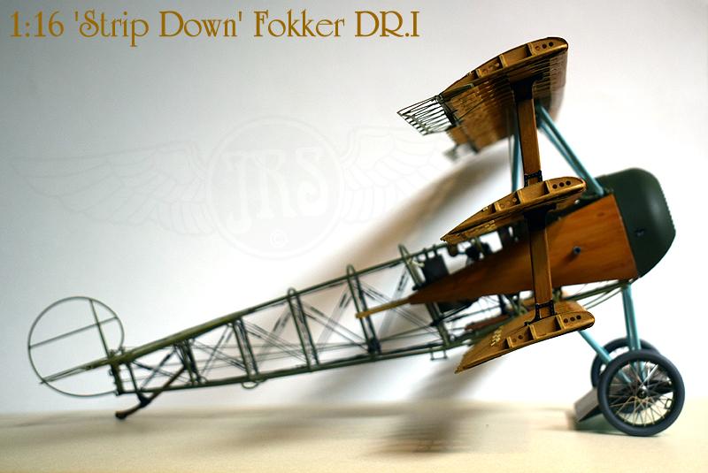 'Strip Down' Fokker DR.I / Artesania Latina, 1:16 - Seite 6 Dr_i_192