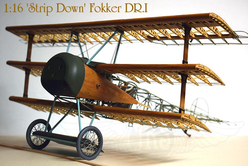 'Strip Down' Fokker DR.I / Artesania Latina, 1:16 - Seite 6 Dr_i_193