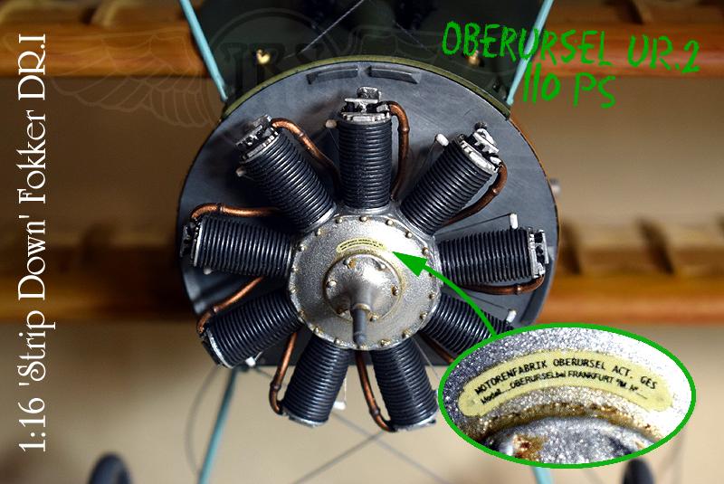 'Strip Down' Fokker DR.I / Artesania Latina, 1:16 - Seite 8 Dr_i_230