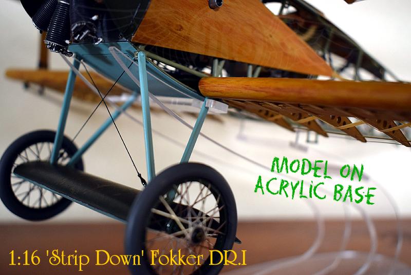 'Strip Down' Fokker DR.I / Artesania Latina, 1:16 - Seite 8 Dr_i_237