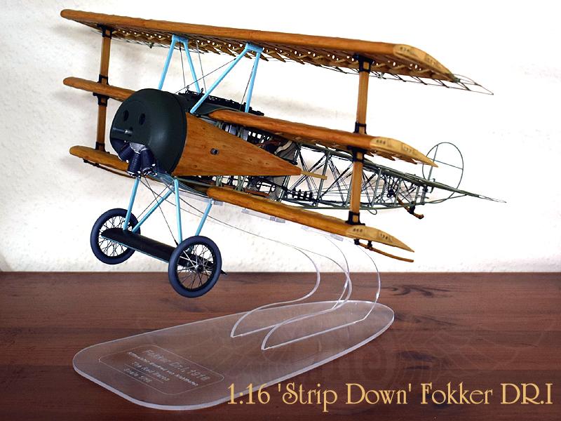 'Strip Down' Fokker DR.I / Artesania Latina, 1:16 - Seite 8 Dr_i_238