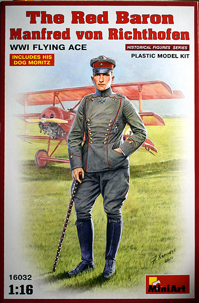 WWI Flying Aces, MiniArt 1:16 Mvr_0010