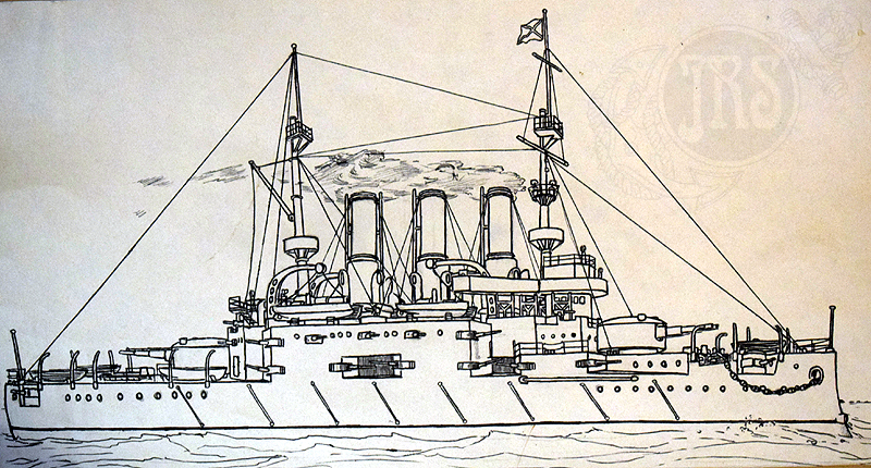 "Linienschiff ""Knjas Potjomkin Tawritscheski"", 1:50 - Seite 2 Potjom13"