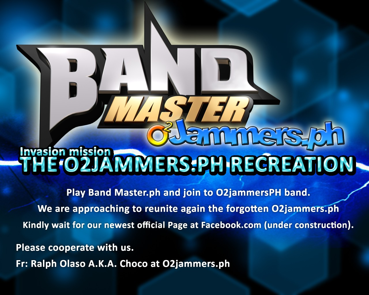 Invasion Mission: The O2jammersPH Resurrection Bm12