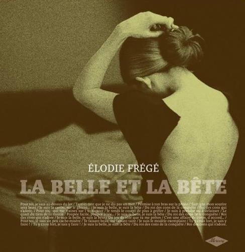 Pochette du 2ème single : La belle et la bête Elodie14