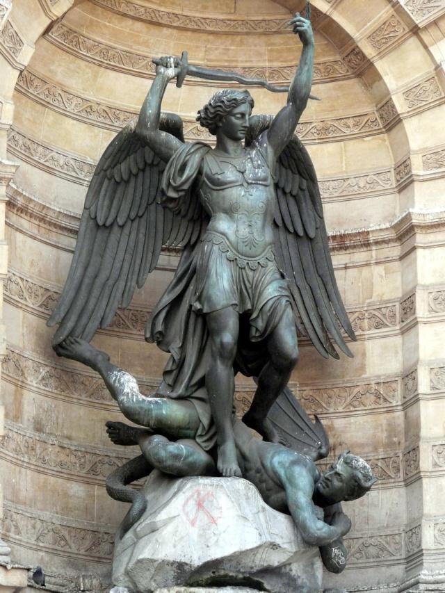 Saint Michel Archange 1csnz010
