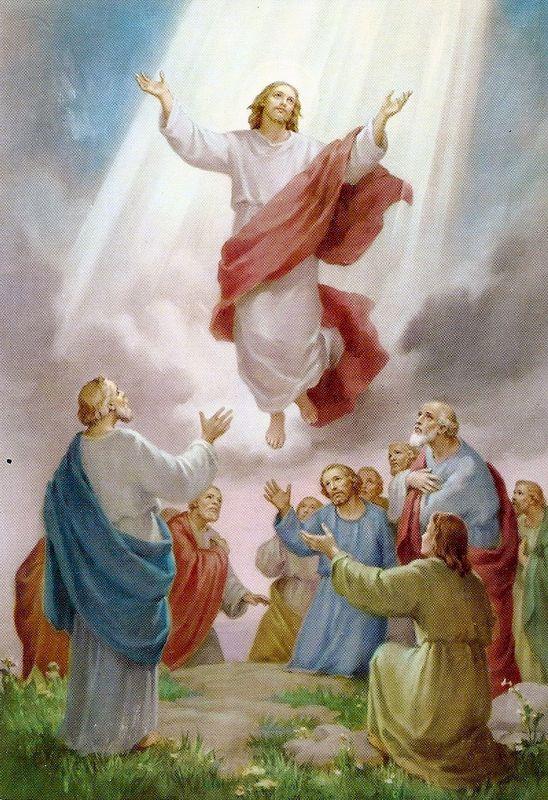 Ascension de Notre-Seigneur Ascens16