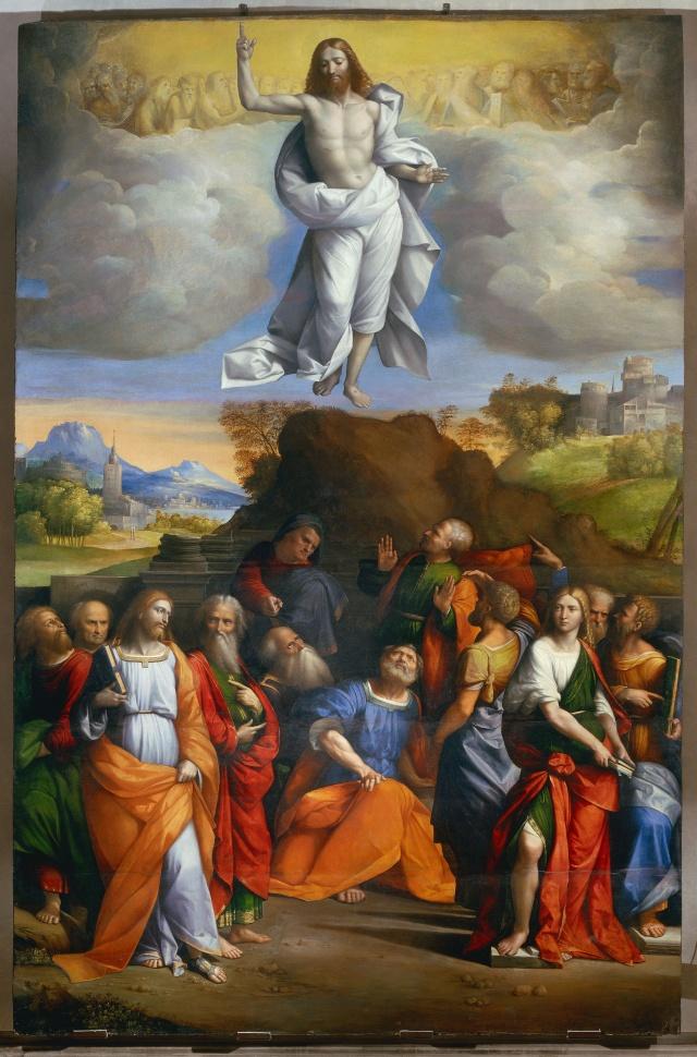 Ascension de Notre-Seigneur Ascens17