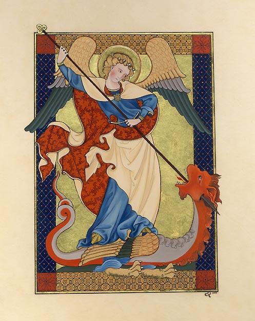 Saint Michel Archange Saint-11