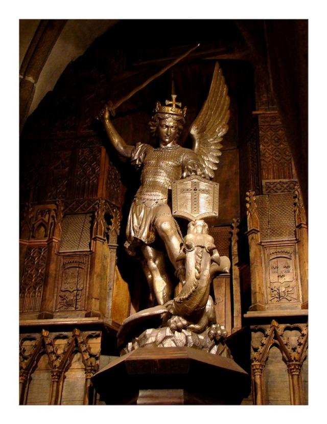 Saint Michel Archange Saintm10