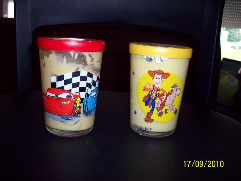 collection verres Disney  100_4110