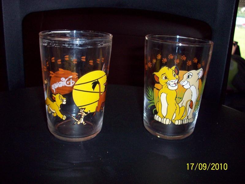 collection verres Disney  100_4113