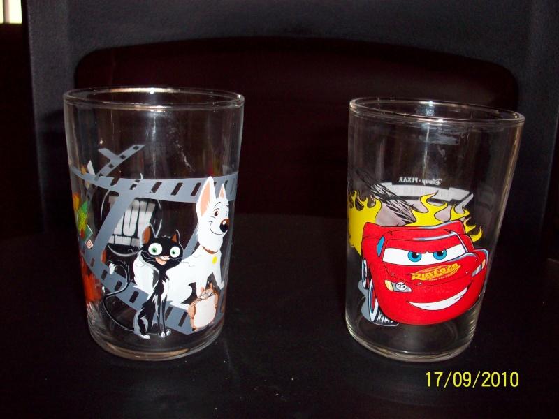 collection verres Disney  100_4210