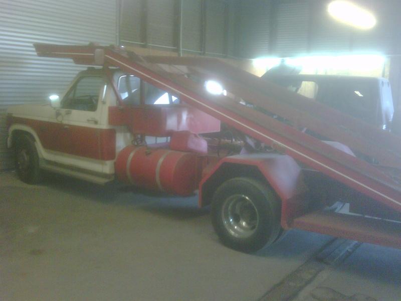 Oklahoma Hauler, Car Transporter Img01011
