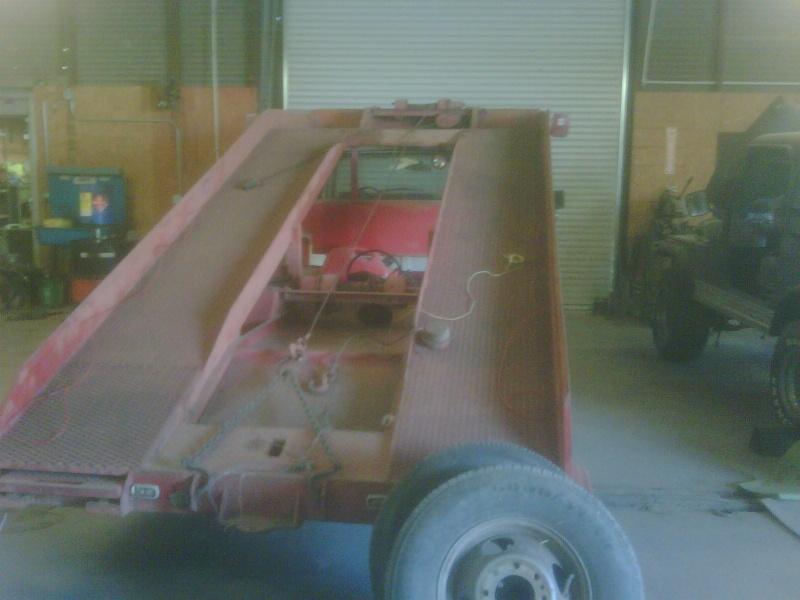 Oklahoma Hauler, Car Transporter Img01012