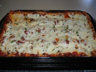 Lasagne pizza Lasagn10