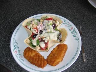 Bols de salade tortillas Posson10