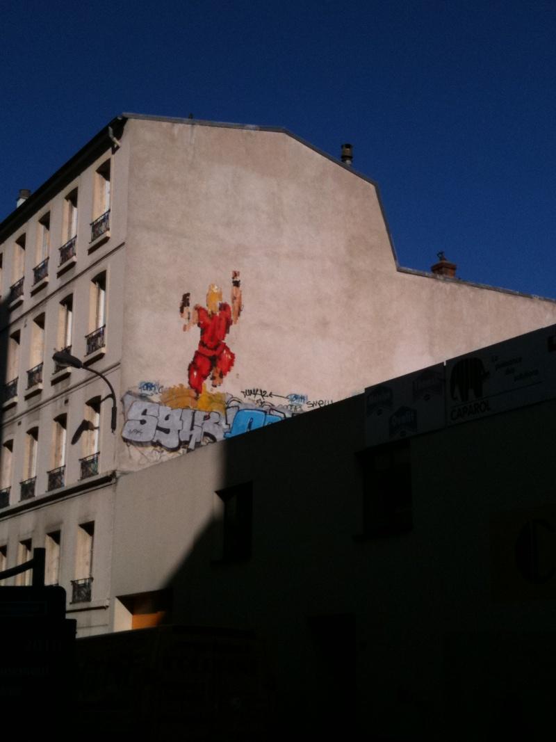 [Street Art] Gaming Img_1210