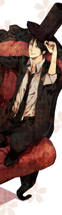 Fushou's Character(s)  6099910