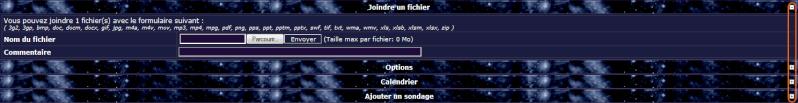 Options inaccessibles pour les messages Sans_t10