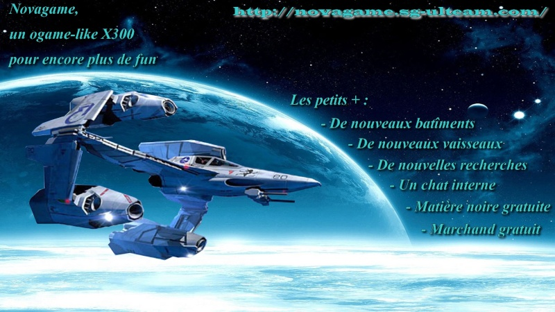 Forum Officiel Novagame