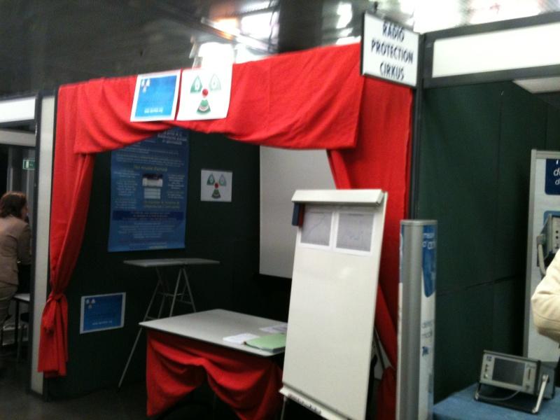 En direct de TOURS - congrès SFRP 2011 Rpcirk11