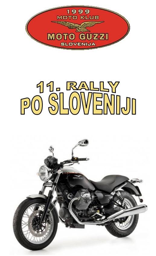11. RALLY PO SLOVENIJI Logo10