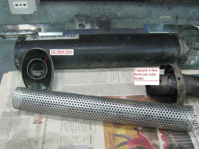 Scarico in alluminio ovale Img_1415