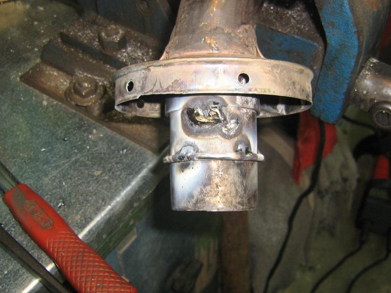 Scarico in alluminio ovale Img_1426