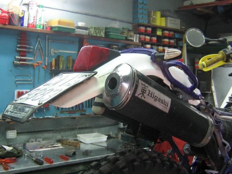 Scarico in alluminio ovale Img_1432