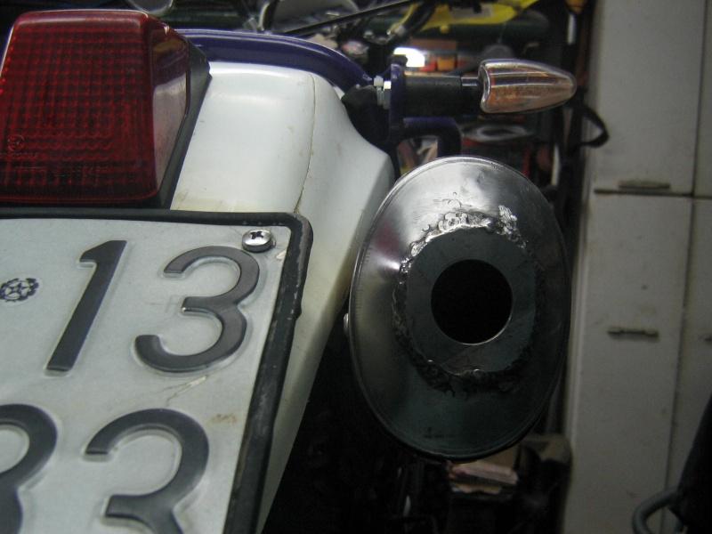 Scarico in alluminio ovale Img_1433