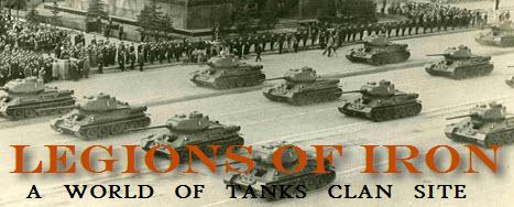 Legions Of Iron