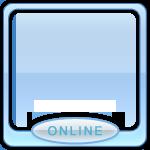 Иконки OnLine OffLine на аватаре 00410