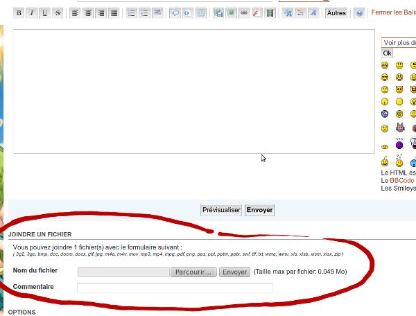 Héberger des fichiers zip, doc, etc... pour les Reporters et correcteur du fanzine Captur10