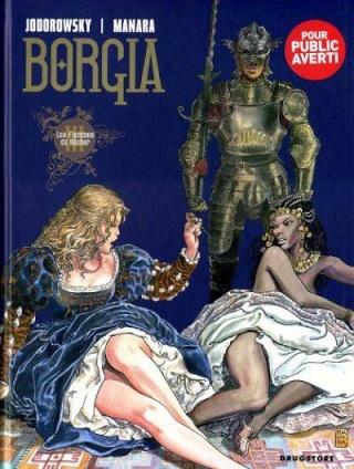 Avis/critiques BD Borgia10
