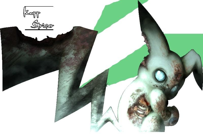 Happy Haloween! Zombie10