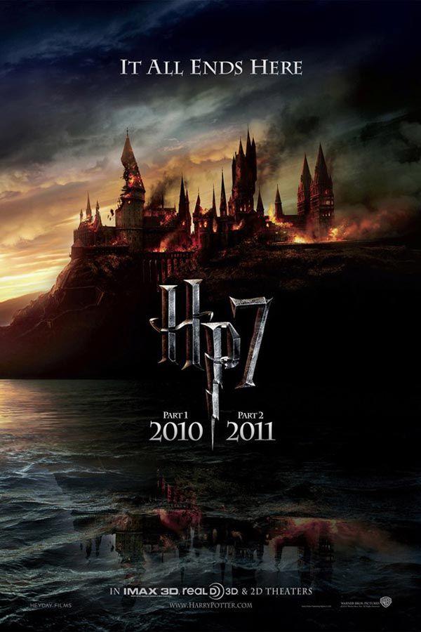 Harry Potter et les reliques de la mort 19472010
