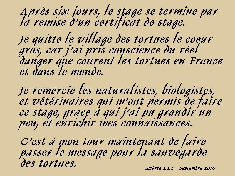 Pour les amoureux des tortues Hermann : stage au village des tortues de Gonfaron (Sud de la France) Fer_s122