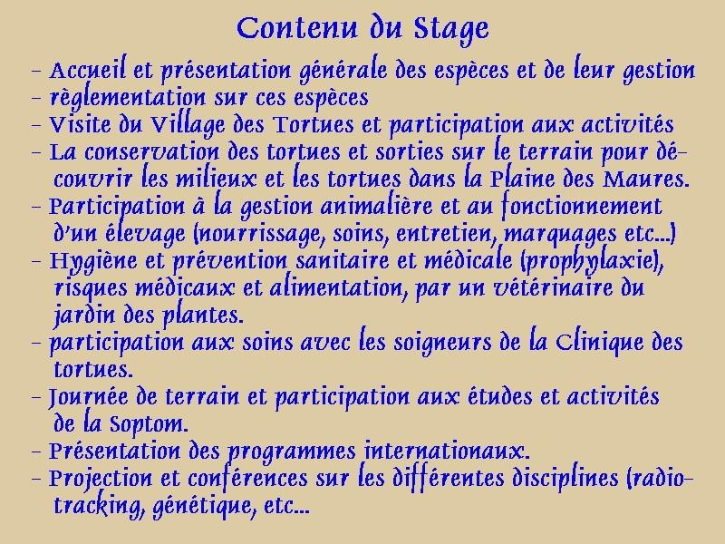 Pour les amoureux des tortues Hermann : stage au village des tortues de Gonfaron (Sud de la France) Fer_st16
